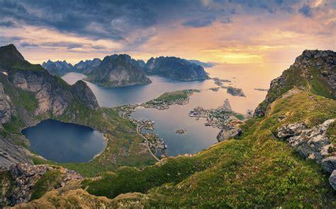 Deep Sea Hd Wallpaper Lofoten Norwegen Luftaufnahme Hintergrundbilder Lofoten Norwegen Luftaufnahme Frei Fotos