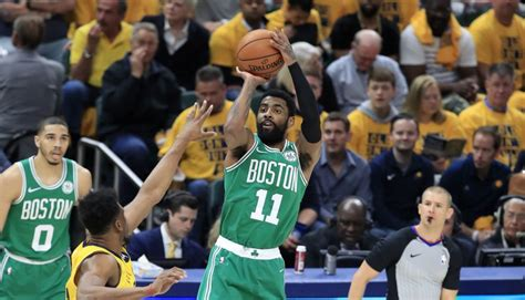 NBA playoffs: Celtics take 3-0 series lead over Pacers ...