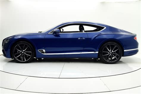 2019 For Sale by New 2019 Bentley New Continental Gt Coupe For Sale