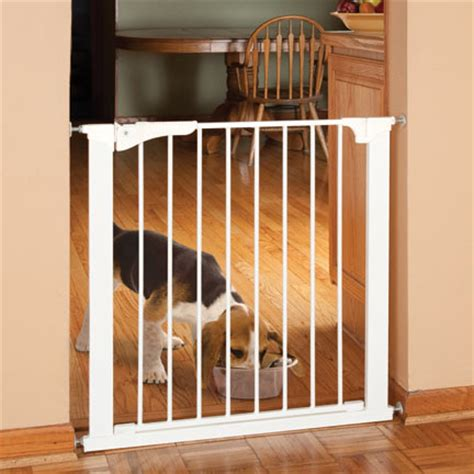 pet gates with door pet gates doors for dogs drsfostersmith