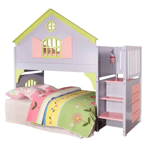 34 Fun Girls And Boys Kids Beds Bedrooms Photos