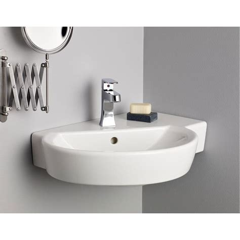 Corner Bathroom Sink Ideas by Cheviot Barcelona Wall Mount Sink Hearth Home Wall