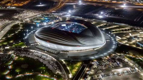 The scorching climate in the persian gulf country forced. Qatar Inaugurates First Stadium For 2022 World Cup ...