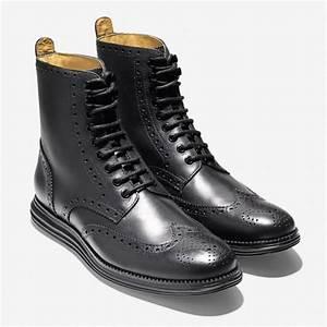 black wingtip boots - 28 images - steve madden mansel