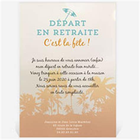 carte invitation d 233 part 224 la retraite r 233 f n241114 monfairepart