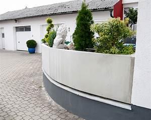 Pflanztröge Beton Rechteckig : pflanztr ge und wasserbecken ~ Sanjose-hotels-ca.com Haus und Dekorationen