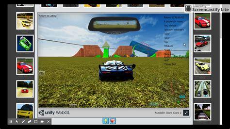 Madalin Stunt Cars Multiplayer Game Y8.com