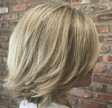 The Different Types of Bobs Bob hairstyles A line
