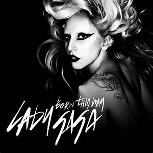 lady gaga born this way cover wallpaper | Katy Perry Buzz