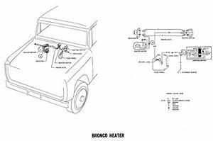 1971 Bronco Wiring Diagrams