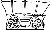 Wagon Pioneer Covered Clip Clipart Lds Chuck Cliparts Western Library Bulletin Board Google Conestoga Pioneers Svg Mormon West Clipground Tithing sketch template