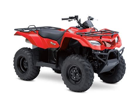 Suzuki Kingquad by 2013 Suzuki Kingquad 400asi Top Speed