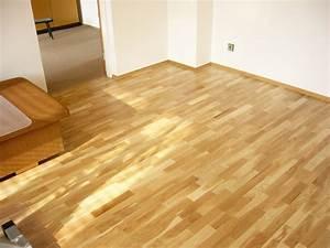 Dřevěná plovoucí podlaha skladba