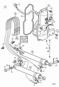 Trim System  42 For Volvo Penta Sx