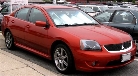 Mitsubishi Galant Wiki by File Mitsubishi Galant Ralliart 09 29 2010 Jpg