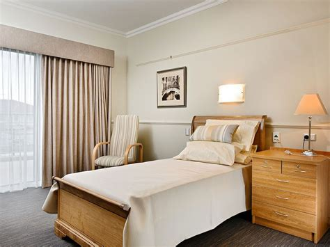 aged care reception bedroom aged care facility design