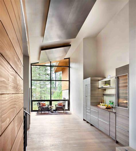 chambre des maitres moderne moderne maison rustique à l architecture et agencement