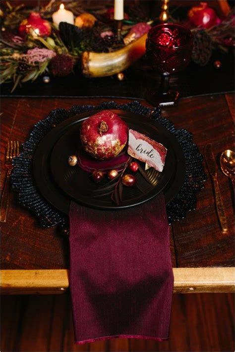 decadent  boho lux wedding ideas weddingomania