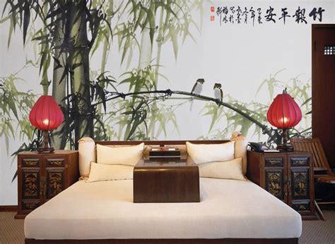 Tapisserie Sur Mesure by Tapisserie Asiatique Papier Peint Chinois Sur Mesure