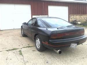 Purchase Used 1990 Nissan 240sx Hatchback Manual S13 In