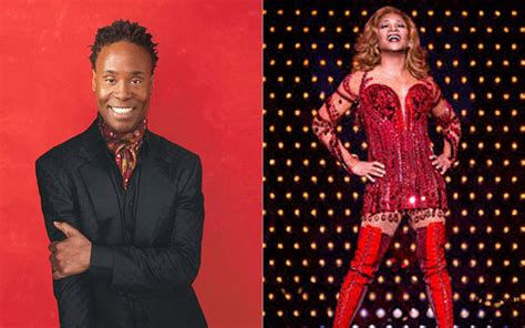There Something About Billy Porter Interview Ebony