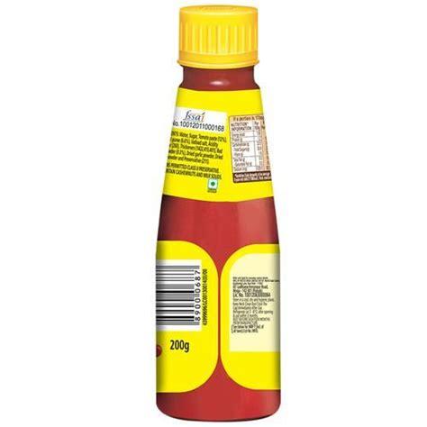 Buy Maggi Sauce Hot Sweet Tomato Chilli 200 Gm Bottle ...