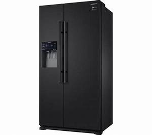 Kühlschrank American Style : buy samsung rs53k4400bc american style fridge freezer black free delivery currys ~ Sanjose-hotels-ca.com Haus und Dekorationen