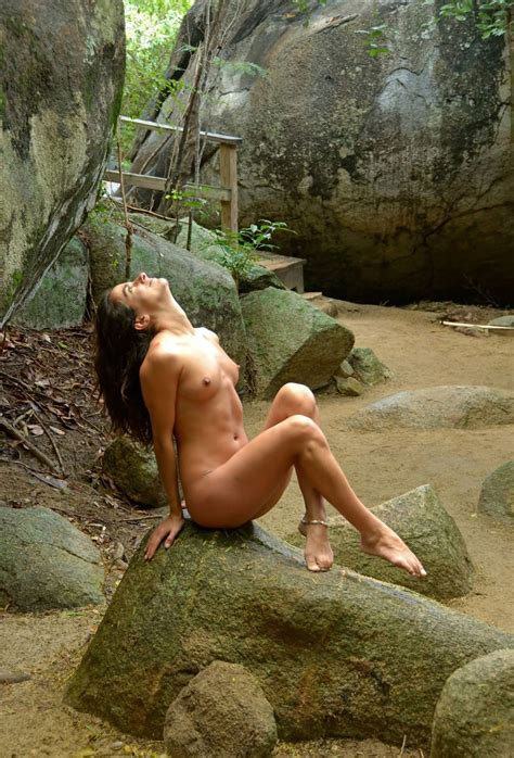 Topless Vacation Cdm Girl Named Ana Nude In Trinidad