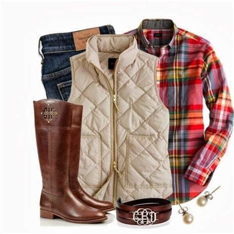 Cute Fall Vest Outfit Ideas Every Girl Should Try
