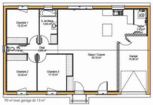 cuisine construction de maison simple immo construction With attractive dessiner plan de maison 3 achat maison sur plan