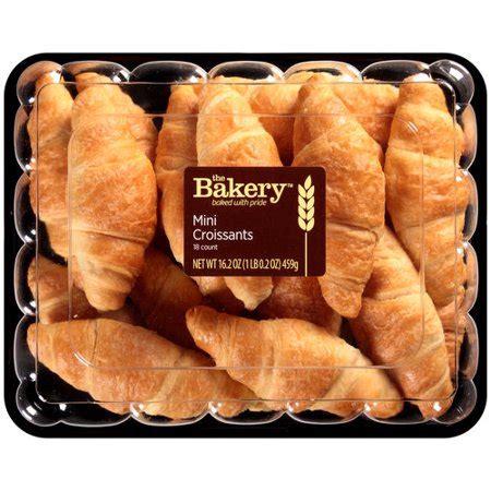 The Bakery at Walmart Mini Croissants, 18 ct, 16.2 oz