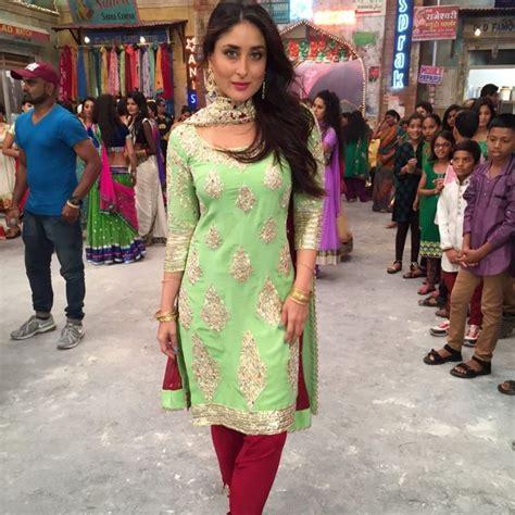 beautiful kareena   classic indian outfit