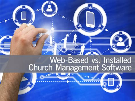 web based  installed church management software