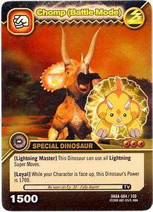 Image Triceratops Chomp Battle Mode Tcg Card 2 Dkaa