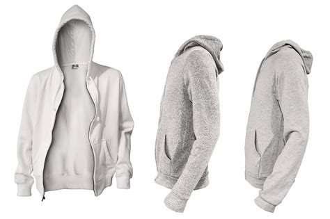 zip  hoodie mockup kit product mockups  creative market