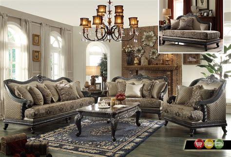 Fashion Living Room Set by Traditional European Design Formal Living Room Luxury Sofa