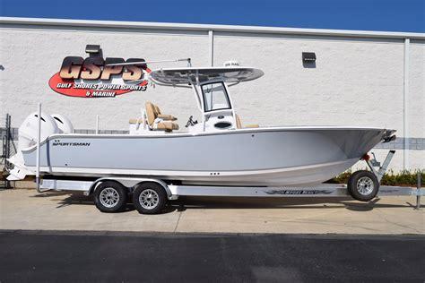 Sportsman Boats Gulf Shores Al by 2018 Sportsman 282 Te Power Boat For Sale Www Yachtworld