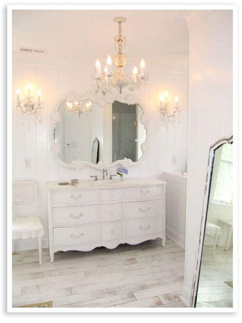 Shabby Chic Double Bathroom Vanity by Mobili Bagno Shabby Chic Fotogallery Donnaclick Arredo