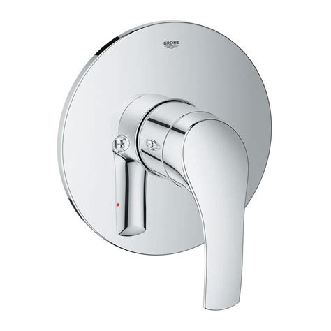 Shop Grohe Chrome Lever S Er Handle At  Ee  Lowes M Ee