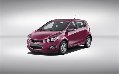 Chevrolet Sonic Limited Edition 2018 Widescreen Exotic Car
