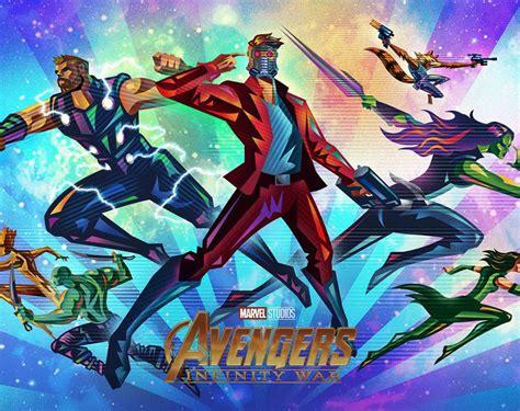 Iron Man, Spider-man, Hulk