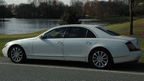 Cars Beautyfull Wallpapers: 2009 Maybach 57 Specs And