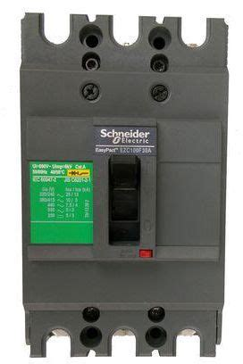 schneider electric easy pact  circuit breaker price