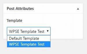 custom templates for posts like for pages page id vs With wordpress custom single post template