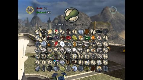 Lego Lord Of The Rings All Backpack Items Ulocked 100