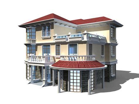 floor home design  model ds max files