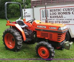 Kubota L2350 Tractor Service Manual Download