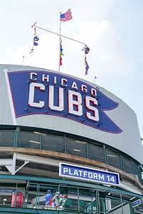 Chicago Cubs Game | New York City Fashion and Lifestyle Blog | Covering the Bases