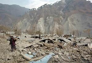 Diagram Of 2005 Kashmir Earthquake