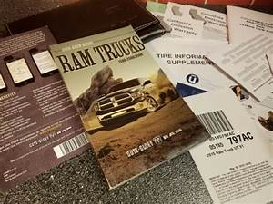 2015 Ram 1500 2500 3500 Series Truck Users Guide Owners